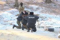 Вінницькі міліціонери тренувалися стріляти з автоматичної зброї, кулеметів, гранатометів перед поїздкою в АТО (Фото)