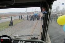 Історичний день. У Вінниці відкрили кільцеву колію, що з'єднала Келецьку та Хмельницьке шосе (Фото+Відео)
