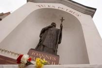У Вінниці вшанували пам'ять Папи Римського Іван Павло II (Фото)