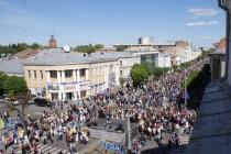 Вінниця святкує День Європи 2015 (Фото+Відео)