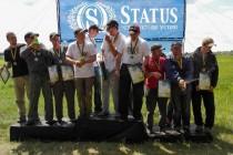 Вінницька команда перемогла в чемпіонаті України з ловлі хижої риби з берега (Фото+Відео)