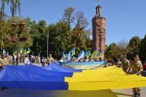 Десантники відсвяткували День ВДВ у Вінниці (Фото)