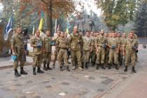 До Вінниці повернулися десантники, які захищали Донецький аеропорт (Фото+Відео)
