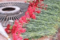 У Вінниці відбулося урочисте покладання квітів з нагоди Дня Соборності (Фото)