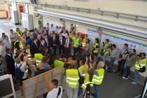 На відкриття котельні у Вінниці Гройсман привіз урядовий десант (Фото+Відео)