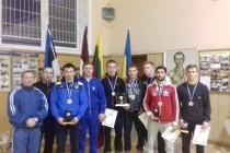 Вінницькі борці греко-римського стилю здобули шість медалей на міжнародному турнірі в Естонії (Фото)