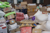 Дитяче харчування, речі та листи підтримки: до Авдіївки з Вінниці вирушила 20-ти тонна гуманітарка (Фото)