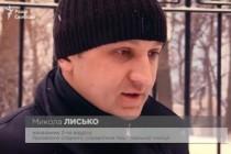 Підполковник Нацполіції переконує, що елітний будинок під Києвом належить його батькам з Шаргорода (Відео)