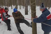 Вінниччина вдруге провела Всеукраїнські зимові змагання з мандрівництва «Снігохід» (Фото)