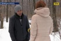 На Вінниччині перевертні в погонах катували підозрюваного підвісивши його на дереві (Відео)