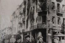 Вінниця відразу після звільнення від фашистів у 1944 році (Фото+Відео)