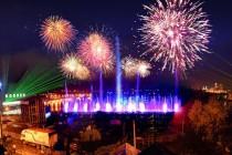 Стала відома дата відкриття фонтану Рошен у 2017 році