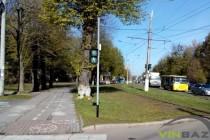 У Вінниці встановили нові світлофори з відліком часу (Фото)