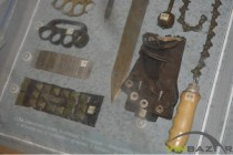 У Вінниці вже 22 роки існує музей, де показують зброю, наркотики та конфіскат (Фото)