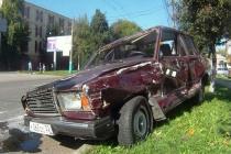 На Вінниччині чоловік потрапив у ДТП на краденій автівці