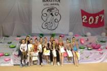Юні гімнастки з Вінниччини завоювали чотири золоті медалі у Міжнародному турнірі