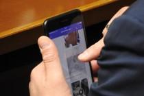 Народний депутат просто в Парламенті вів відверту переписку з дівчиною із Вінниці (Фото+Відео)