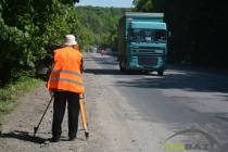 Розпочали роботи по ремонту об'їзної дороги навколо Вінниці (Фото)