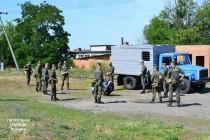 У Вінниці на вокзалі 50 бійців Національної Гвардії полювали на злочинців (Фото)