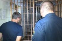 Вінницькі копи затримали злодія-гастролера з Харківщини, що обкрадав далекобійників (Фото)