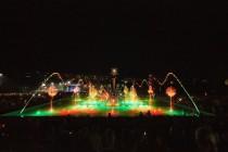 В Умані відкрили конкурента вінницькому фонтану Рошен (Фото+Відео)