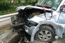 Страшне ДТП: на Вінниччині зіткнулись чотири авто. Є постраждалі (Фото)
