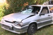 """У Вінниці водій на """"ВАЗі"""" збив насмерть двох хлопців (Відео)"""