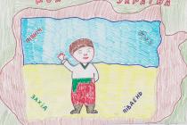 Сильні емоції: у Вінниці відкриють виставку малюнків дітей зі Сходу