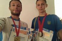 Двоє вінничан здобули п'ять медалей на Кубку з спортивної радіопеленгації