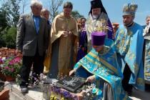 На Вінниччині розпочали будівництво двох храмів (Фото)