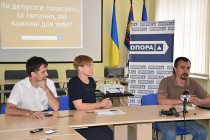 У Вінниці запущено сервіс з контролю за роботою депутатів міської ради