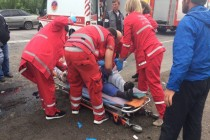 На Вінниччині сталась потрійна ДТП. Двоє пасажирів авто загинули на місці (Фото)