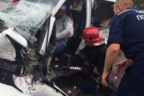 Відомі подробиці смерті двох людей у ДТП під Вороновицею (Відео)