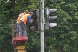 У Вінниці з'являться нові світлофори