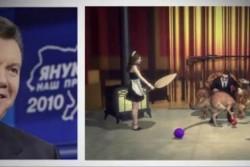 В Тайване сняли мультик про Евромайдан и Януковича (ВИДЕО)