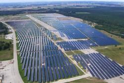 """Держава встановила """"зелений тариф"""" для сонячної електростанції """"Цекіновска"""""""