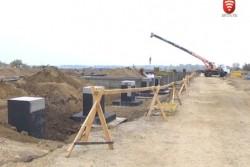 У Вінницькому індустріальному парку будують новий завод (Відео)