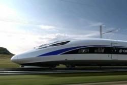 В Китае разрабатывают поезд, способный разогнаться до 600 км/ч