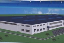 У Вінниці студентів запросили працювати на новий завод, який будують у місті (Фото+Відео)