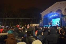 У Вінниці відбудеться рок-фестиваль біля новорічної ялинки (Відео)