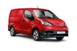 Nissan e-NV200 возглавил рейтинги среди электрических фургонов