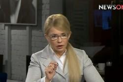 """Тимошенко """"забрехалася"""" в ефірі телеканалу, коли згадала про справу Хорта з Вінниці (Відео)"""