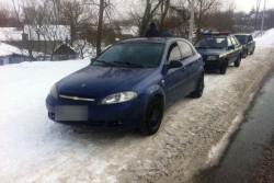 На Вінничичні поліцейські затримали автомобіль з підробленими документами (Фото)