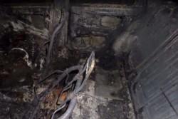 У Вінниці чоловік згорів у власному автомобілі (Фото)