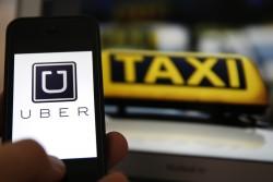 Uber уже работает в Львове