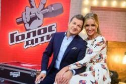 Катя Осадчая и Юрий Горбунов узаконили отношения