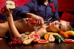Еда для отличного секса