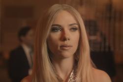 Скарлетт Йоханссон снялась в пародии на дочь президента (Видео)