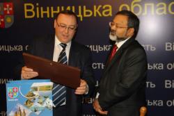 До Вінниці завітав посол Індії аби налагодити співпрацю (Фото)
