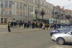 """""""Вінницька транспортна компанія"""" має намір судитися з організаторами перекриття руху"""